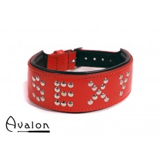Avalon - YOU'RE MY - Collar Sexy - Rød