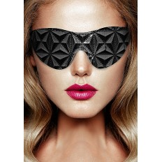 Ouch! - Luksus Øyemaske med Diamantmønster