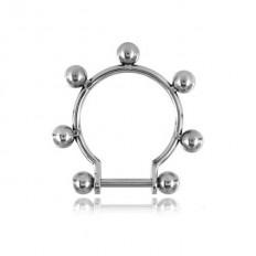 BQS - Frenum Loop Barbell - Penis piercing