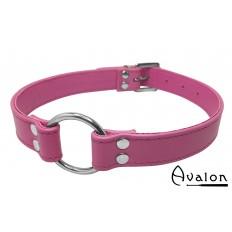 AVALON - CIRCLE - Thigh Harness - Lårharness - Rosa