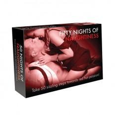Fifty Nights of Naughtiness - Erotisk spill