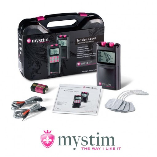 Mystim - Tension Lover - Digital Electro Box