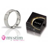 Mystim - The Duke - Polished Penisring, 51mm