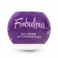 Obsessive Funbulous – Badebombe med feromoner  - Lilla